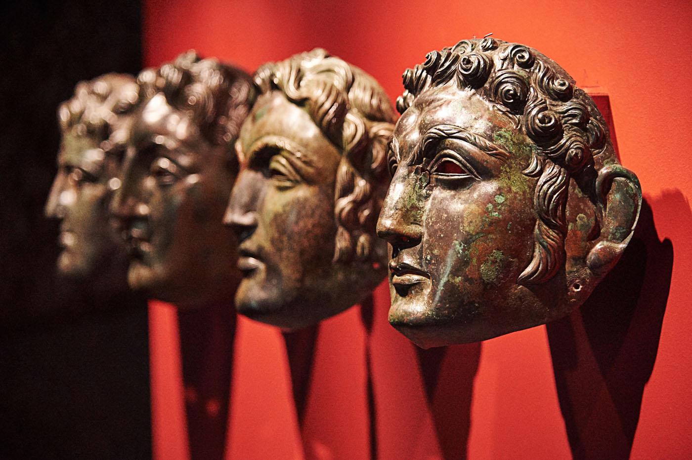 Römerschatz im Gäubodenmuseum Straubing