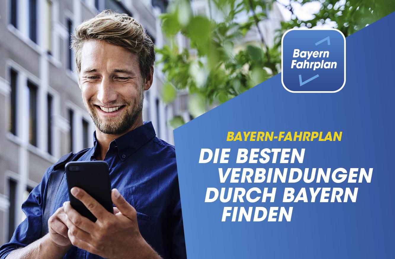 Bayern Fahrplan