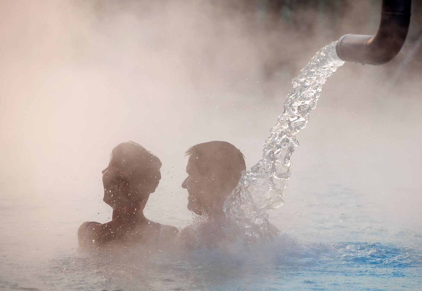 Wohlige Wärme genießen in Bad Füssing