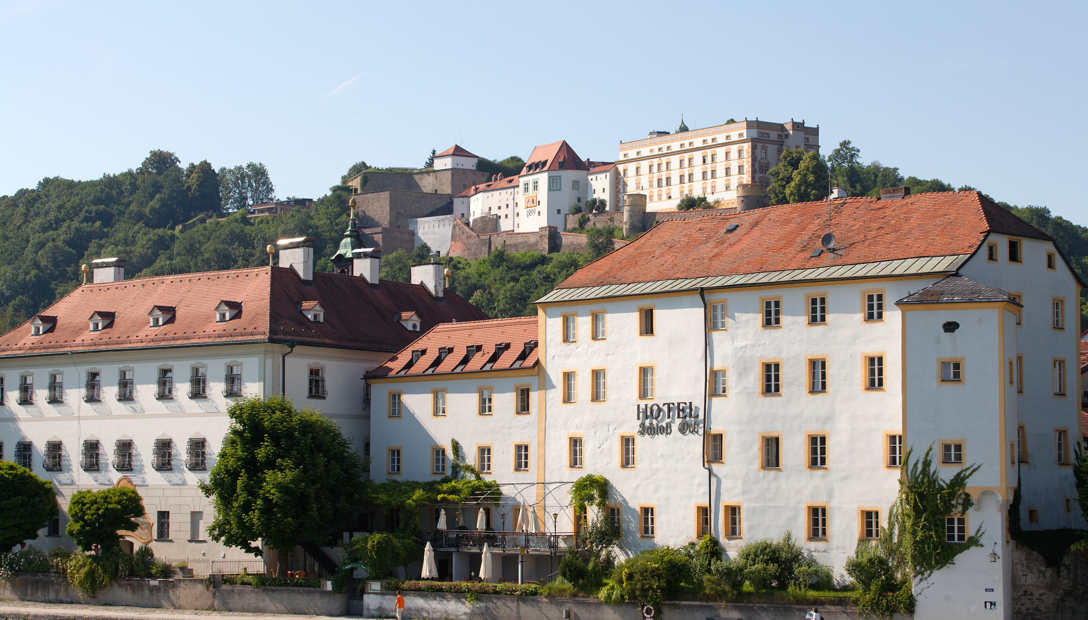Das Hotel Ort in Passau